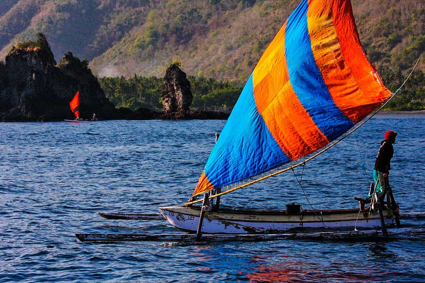 Location photos of beautiful Lombok Indonesia